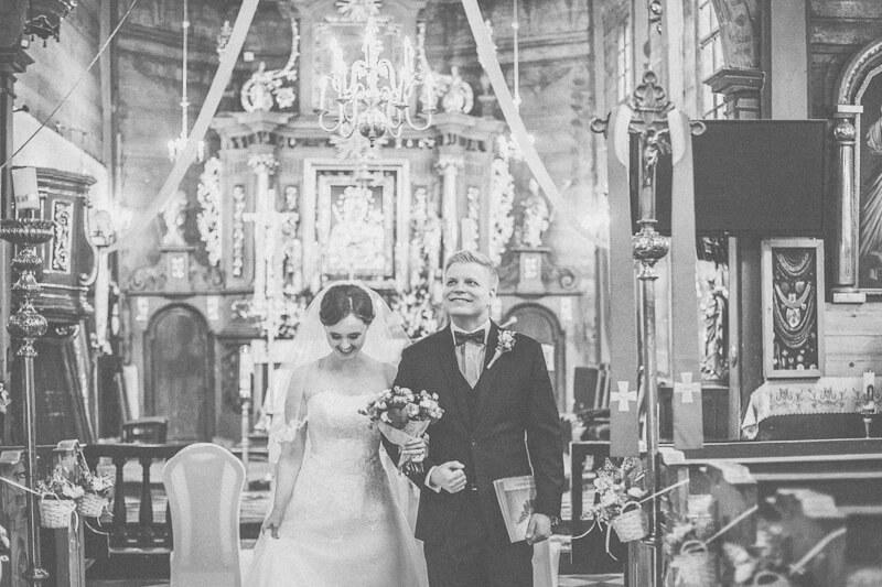 wesele w Hotelu Witek Kraków, kościół w Modlnicy, Witkowa Chata, wesele w Witkowej Chacie